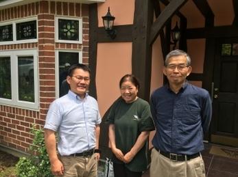 阿久津社長をはじめ壁の匠の皆様の対応に心から感謝致します。伝統建築に取り組む姿、社長自ら切磋琢磨し匠の技の習得に励む姿勢に感服しております。