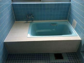 超レア、滅多に見れない直焚き浴槽の入れ替え工事です。